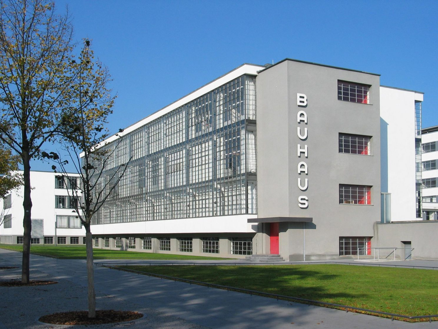 Bauhaus Dessau Brenne Architekten